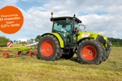 Actieaanbiedingen CLAAS Tractoren